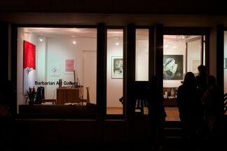 ANTAGONISMS: Rearte & Tishin, installation view