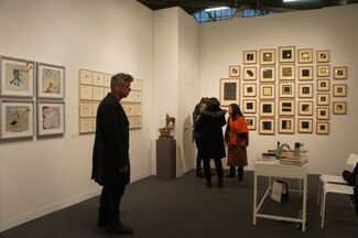 Gallery Espace at The Armory Show 2015, installation view