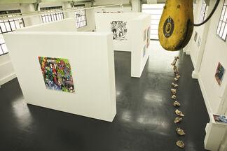 Knoerle & Baettig Contemporary at Artissima 2015, installation view