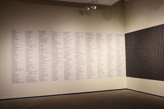 Jason Salavon:  All the Ways, installation view