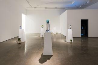 Manny Krakowski: Three Trophies, Some Cacti, & A Freezer, installation view