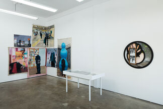 Todd Gray: Time Machine / Hippie Dandy, installation view