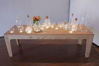 Dan Webb - The Visitor, installation view