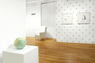 Sampling, installation view