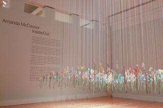 Amanda McCavour: Inside/Out, installation view
