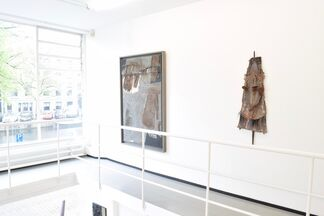 Wagemaker and Tribal art, installation view
