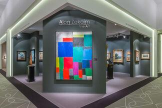 Alon Zakaim Fine Art at TEFAF Maastricht 2014, installation view