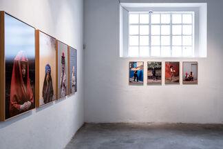 Nha Fala, installation view