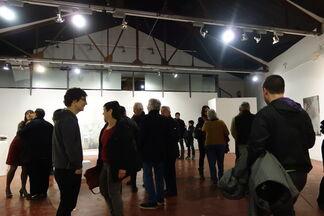 Estats Intermedies at Can Manyé art centre Alella, installation view