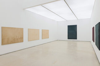 """Chung Chang-Sup """"meditation"""", installation view"""