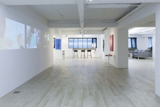 Reclaimed, installation view