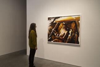 Jeff Bark: Goldenboy, installation view