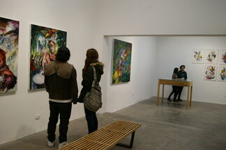 Jose Luis Carranza - Recent Works, installation view