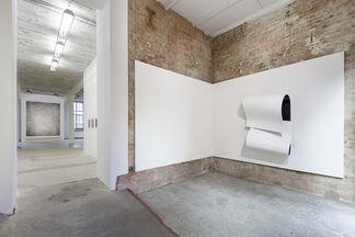 Wanda Stolle / Qiu Zhijie / Nik Christensen : Ink, installation view