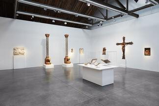 Gothic Spirit: Medieval Art from Europe, installation view