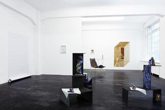 Group Show II with Benjamin Bronni   Ekaterina Burlyga   James Clarkson  I Ari Sariannidis   Sinta Werner   Johannes Vogl, installation view