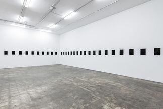 February February, installation view