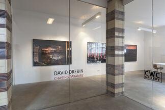 David Drebin »Chasing Paradise«, installation view