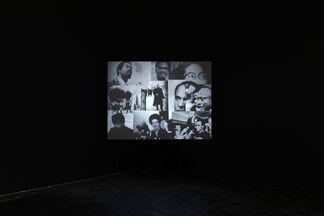 Bouchra Khalili: Foreign Office, installation view