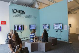 Cynthia Corbett Gallery at PULSE New York 2015, installation view