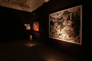 ARNDT Singapore    Manila: The Night is Restless, The Day is Scornful   Group exhibition   Curated by Norman Crisologo, installation view