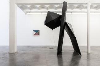 Arcade at Tajana Pieters / Anna Barham / Luca Bertolo / John Wallbank, installation view