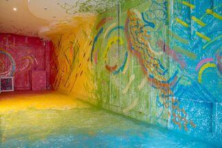 'ACID' by RAYMOND SALVATORE HARMON, installation view