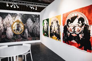 Tyburn Gallery at 1-54 New York 2018, installation view