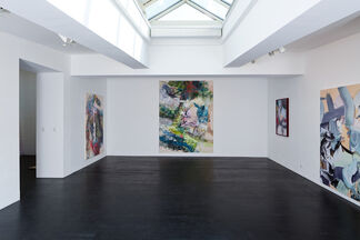 GROUP SHOW 2014, installation view