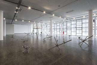 Galeria Jaqueline Martins at SP-Arte 2016, installation view