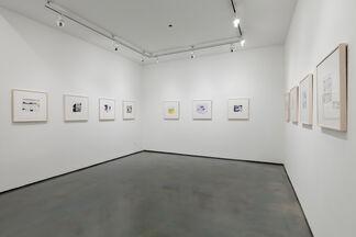 Mark Strand, installation view