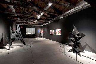 Frammenti Expo '67 Alexander Calder, installation view