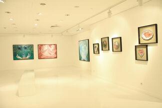 "Muzaffer Akyol & Gaye Su Akyol - ""Dualism: Soul and Matter"", installation view"