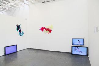 Abode at London Art Fair 2019, installation view