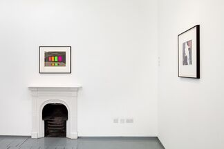 Angus Fairhurst, Unprinted: Graphic works from 1992 - 2006, installation view