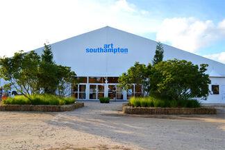 Samuel Lynne Galleries at Art Southampton 2014, installation view