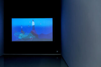 Zhang Lei: Floating Down a Nightly River, installation view