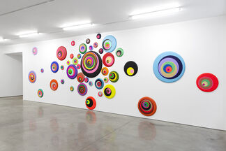 Paul Henry Ramirez: Fun In The Color, installation view