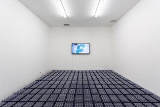 Nicolas Lobo Bad Soda/Soft Drunk, installation view