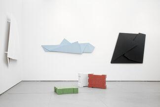 Häusler Contemporary at UNTITLED 2015, installation view