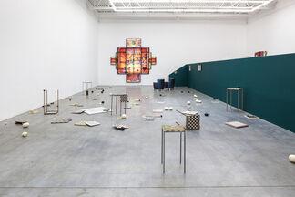 The St. Petersburg Paradox, installation view