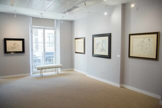 Picasso on Paper, installation view