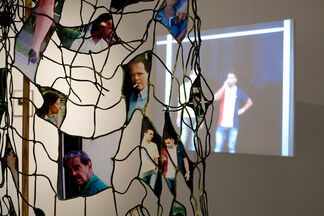 Daragh Reeves - The Guilty Machine, installation view