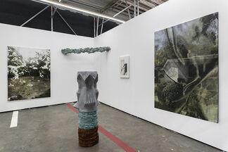 The Pill at Material Art Fair 2018, installation view