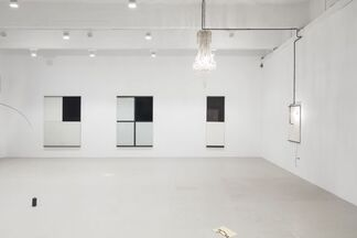 Fabio Mauri. With Out, installation view