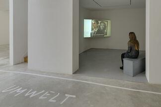 Dora Garcia - Écrits, installation view