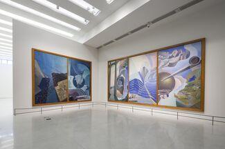 Italian Futurism, 1909–1944: Reconstructing the Universe, installation view