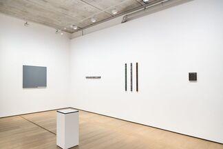 Ryoji Ikeda π, e, ø, installation view