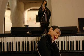 Vettor Pisani - Lady Madonna, installation view