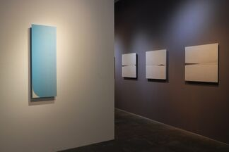 THE INVISIBLE FORMS:NEW WORKS BY ZHANG WEI, installation view